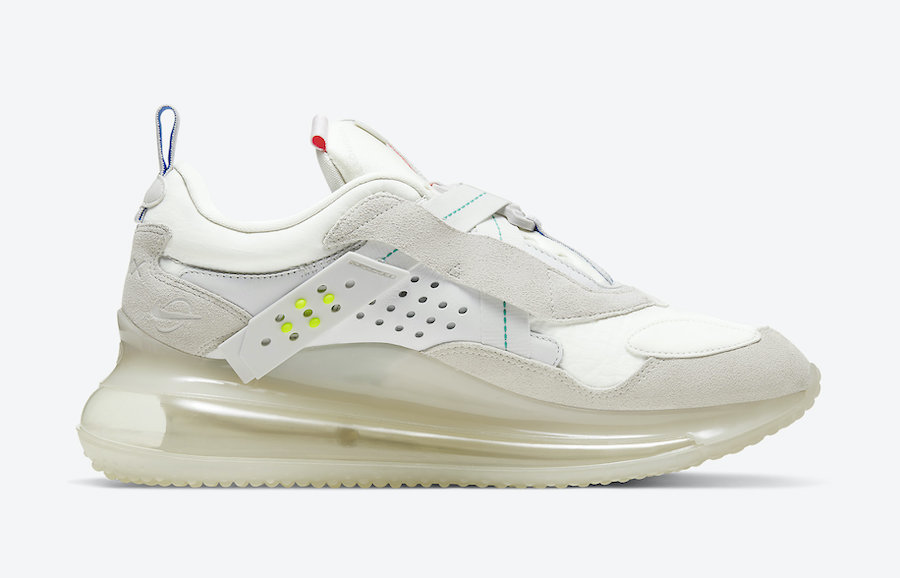 Nike Air Max 720 Slip OBJ Summit White DA4155-100 Release Date Info