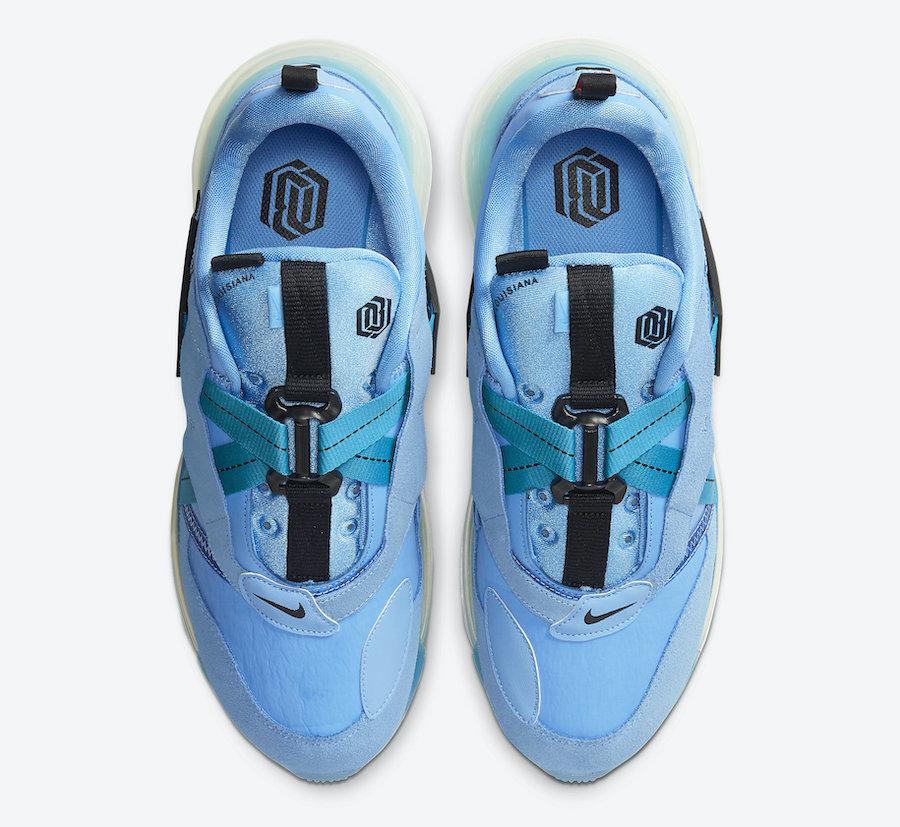 Nike Air Max 720 Slip OBJ University Blue DA4155-400 Release Date Info