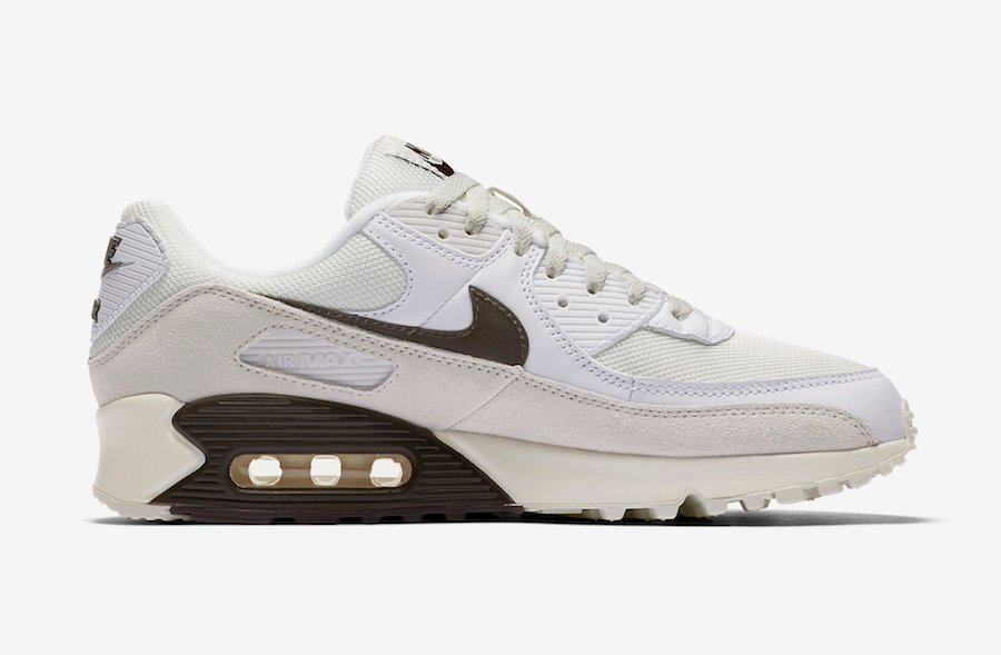 Nike Air Max 90 Baroque Brown CW7483-100 Release Date Info