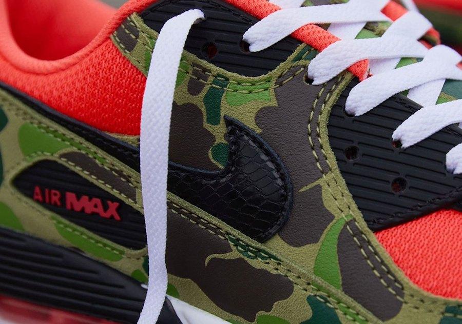 Nike Air Max 90 Duck Camo CW6024-600 Release Info