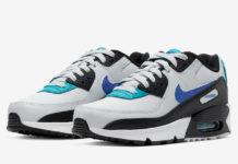 Nike Air Max 90 Hyper Blue Aqua CD6864-003 Release Date Info