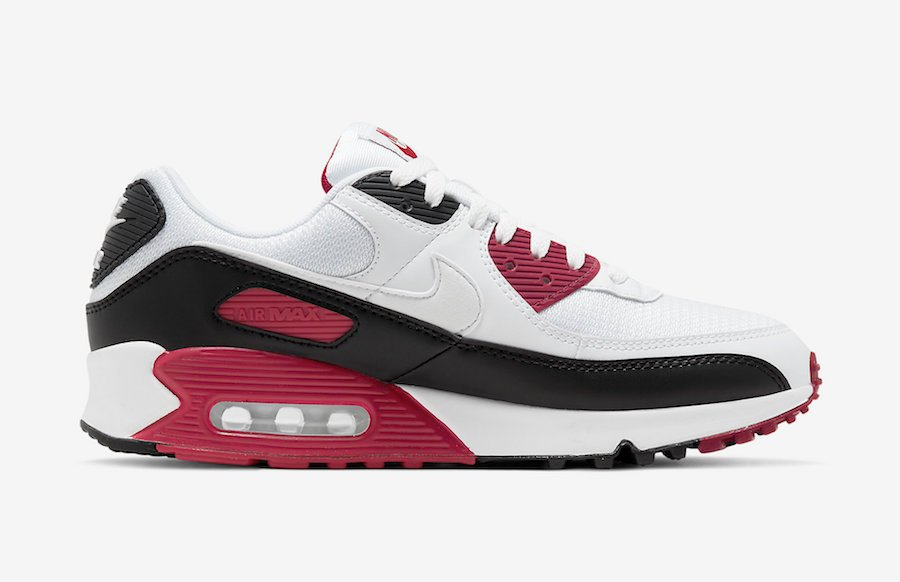 Nike Air Max 90 New Maroon CT4352-104 Release Date Info