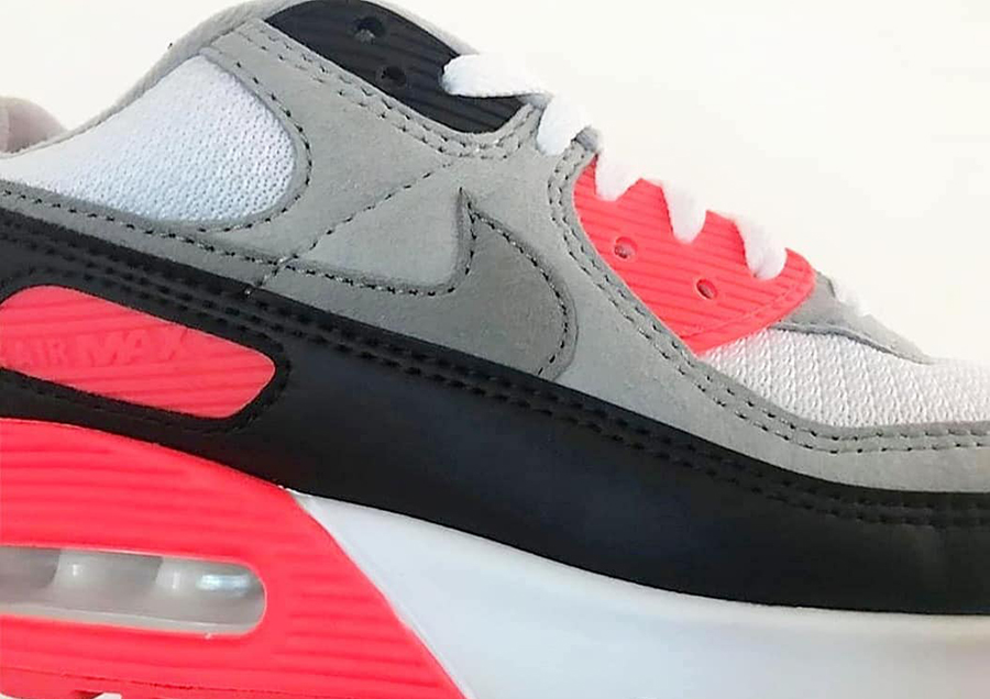 Nike Air Max 90 OG Infrared 2020 Release Date
