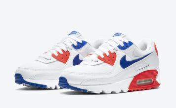 Nike Air Max 90 Ultramarine CT1039-100 Release Date