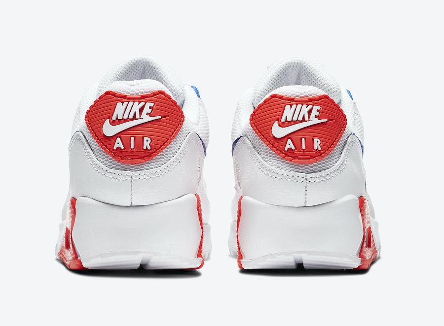 Nike Air Max 90 Ultramarine CT1039-100 Release Date