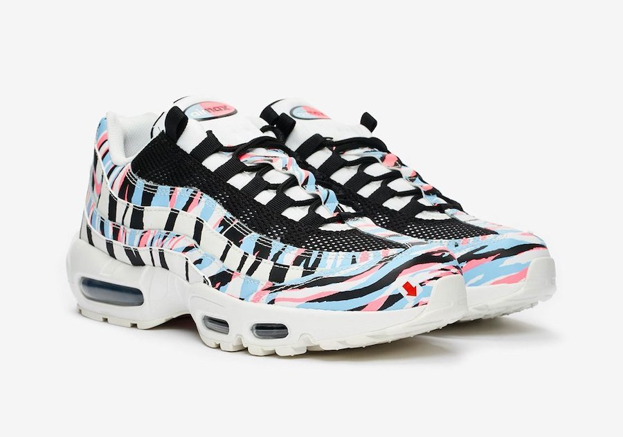 Nike Air Max 95 CTRY Korea CW2359-100 Release Date Info