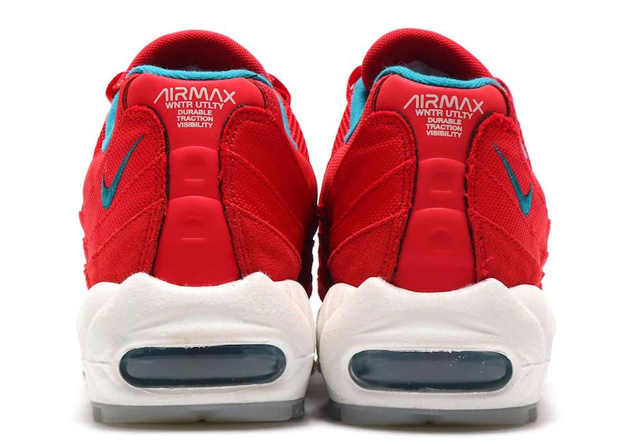 Nike Air Max 95 Mt. Fuji CT3689-600 Release Date Info