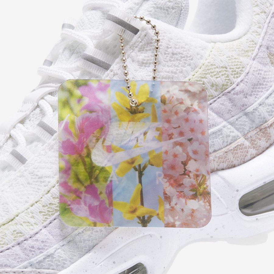 Nike Air Max 95 Spring Flower CU9454-194 Release Date Info