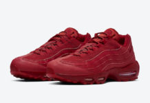 Nike Air Max 95 Varsity Red CQ9969-600 Release Date Info