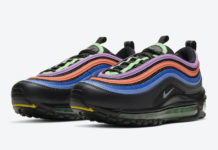 Nike Air Max 97 Black Multicolor CW6028-001 Release Date Info