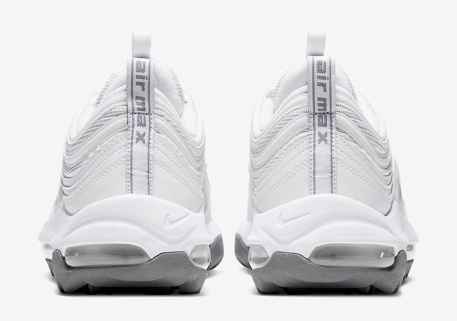 Nike Air Max 97 White Grey CI7538-100 Release Date Info