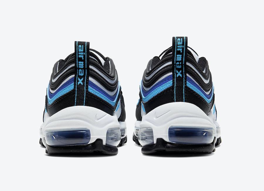 Nike Air Max 97 GS Aqua Blue 921522-019 Release Date Info