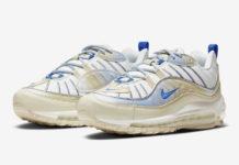 Nike Air Max 98 Tan Blue CD0685-200 Release Date Info