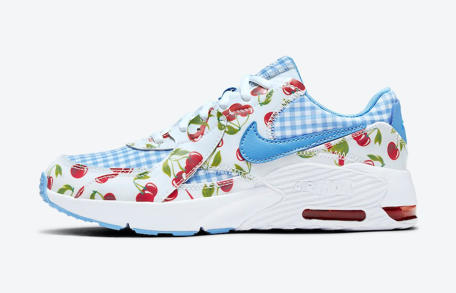 Nike Air Max Excee Cherry CW5807-100 Release Date Info
