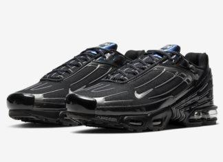 Nike Air Max Plus 3 Black Iridescent CW2647-001 Release Date Info