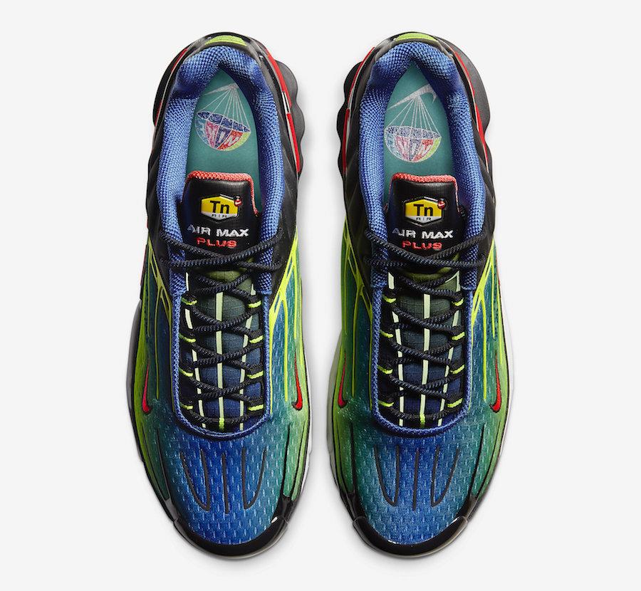 Nike Air Max Plus 3 Parachute CU4710-400 Release Date Info