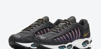 Nike Air Max Tailwind 4 SE ACG Black Pollen Rise Voltage Purple CU9240-001 Release Date Info