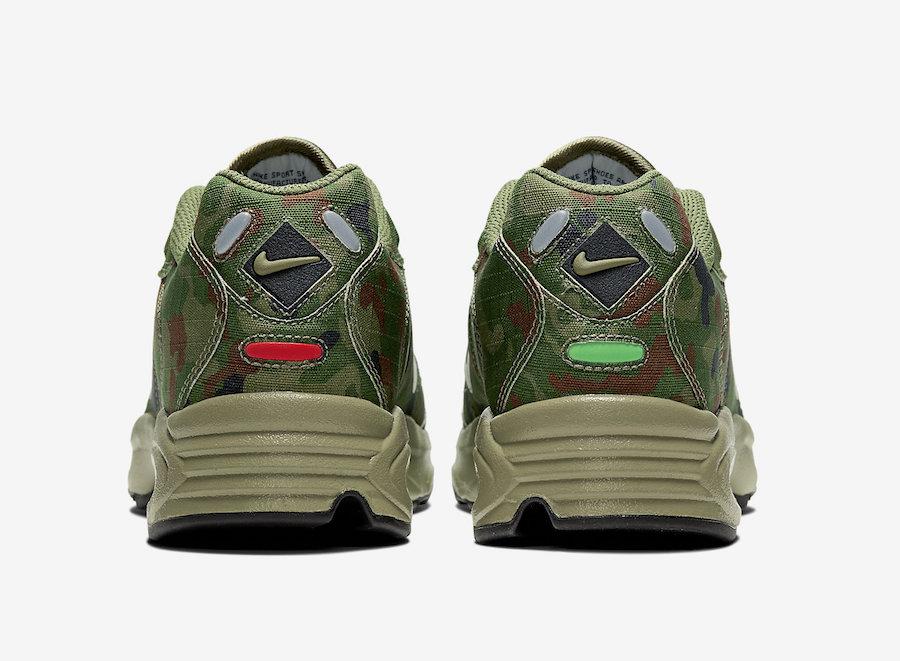 Nike Air Max Triax 96 Camo CT5543-300 Release Date Info