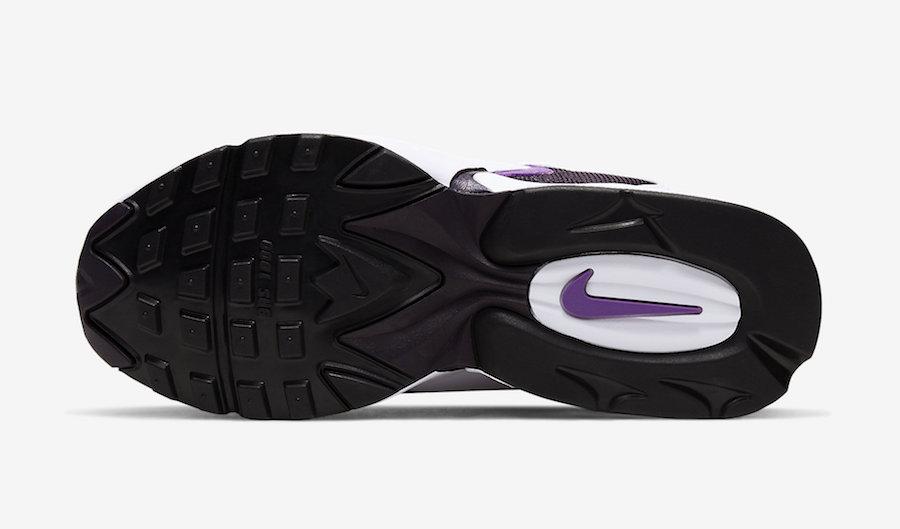 Nike Air Max Triax 96 Purple Nebula CT1276-100 Release Date Info