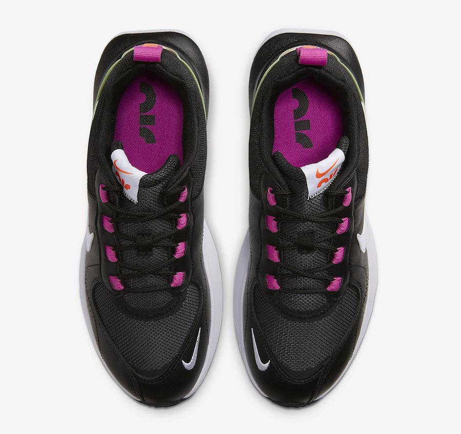 Nike Air Max Verona Black Fire Pink CI9842-001 Release Date Info