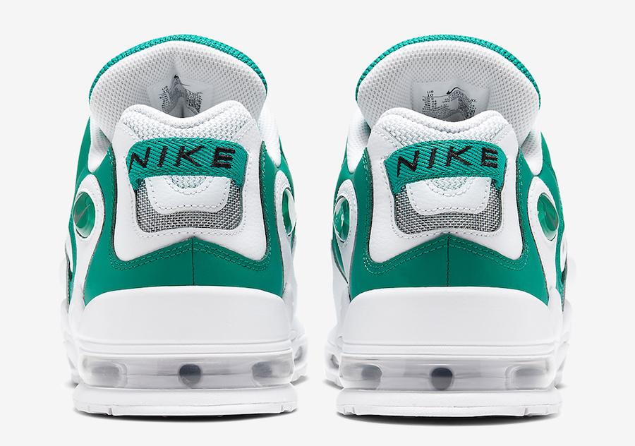 Nike Air Metal Max Green White CJ2618-300 Release Date Info