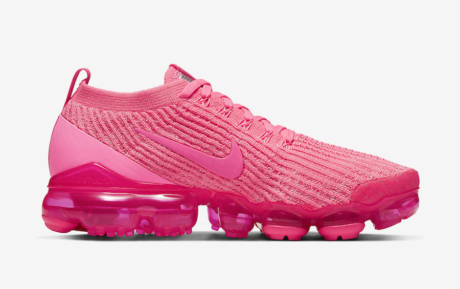 Nike Air VaporMax 3.0 Pink CT1274-600 Release Date Info
