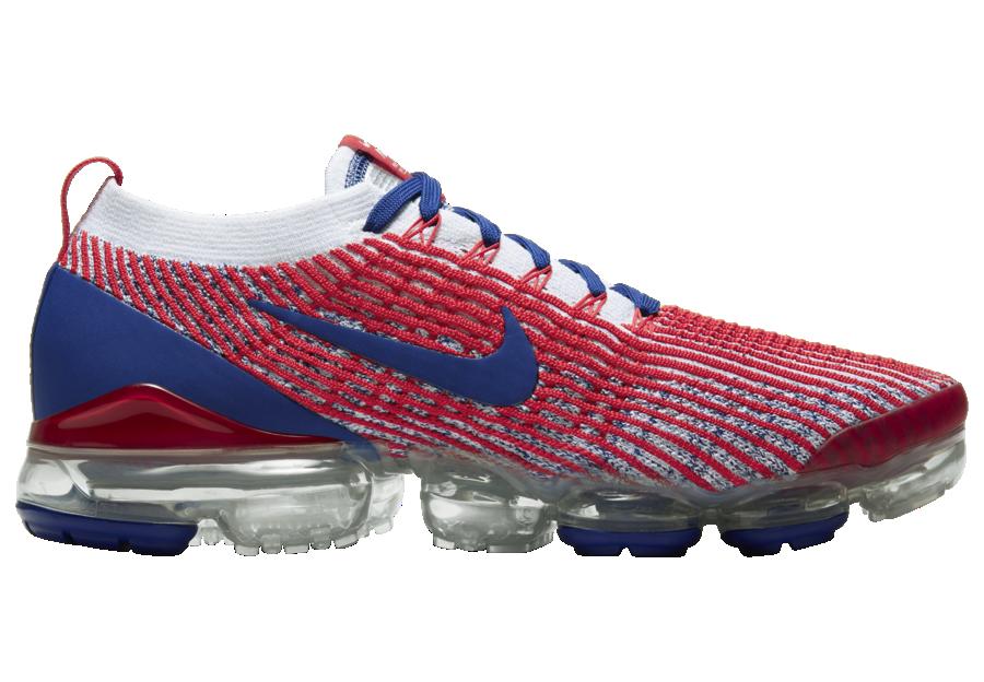 Nike Air VaporMax 3.0 USA CW5585-100 Release Date Info