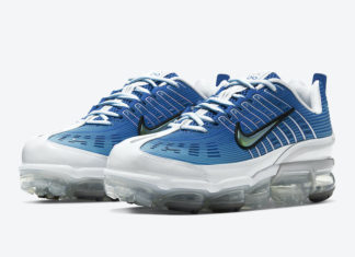 Nike Air VaporMax 360 White Royal CK9671-400 Release Date Info