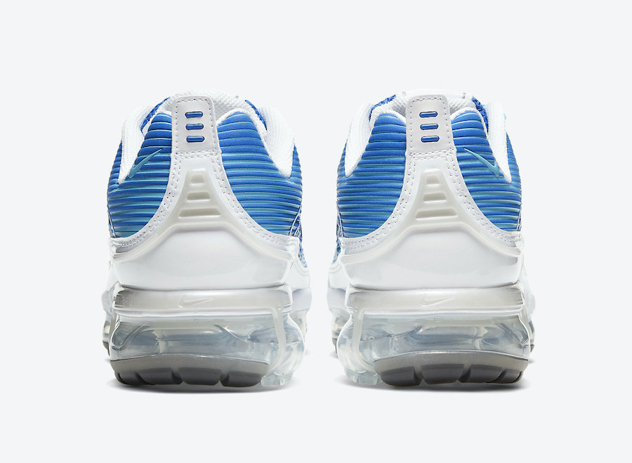 Nike Air VaporMax 360 White Royal CK9671-400 Release Date Info