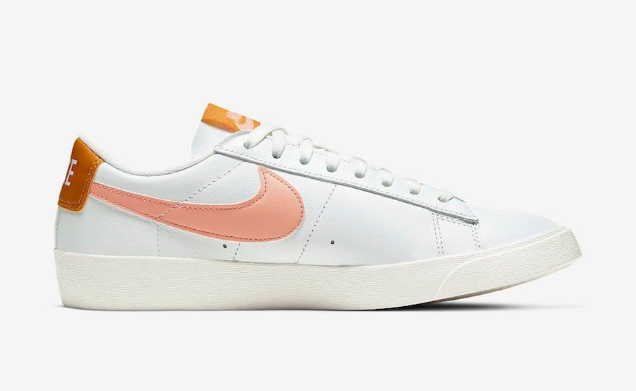 Nike Blazer Low Pink Quartz AV9370-112 Release Date Info