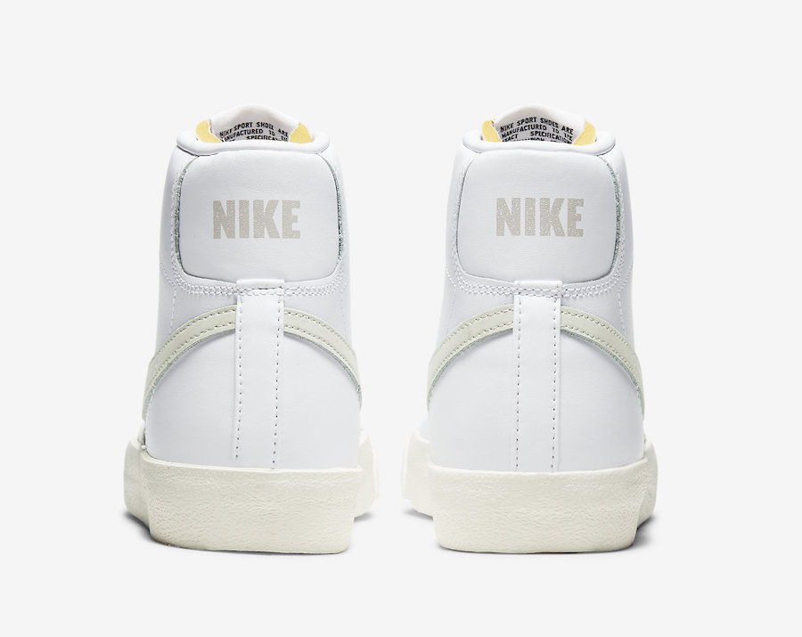 Nike Blazer Mid Light Bone CZ1055-106 Release Date Info