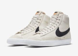 Nike Blazer Mid Suede Light Orewood Brown Black CI1172-100 Release Date Info