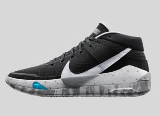 Nike KD 13 Black White Release Date