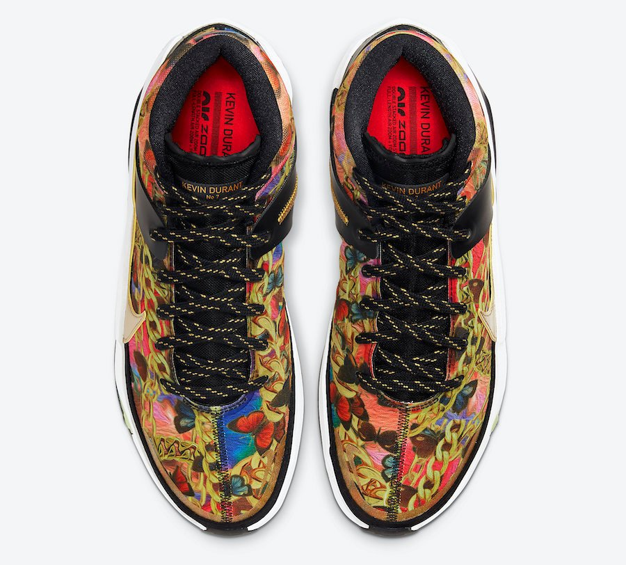 Nike KD 13 Hype CI9948-600 Release Date Info