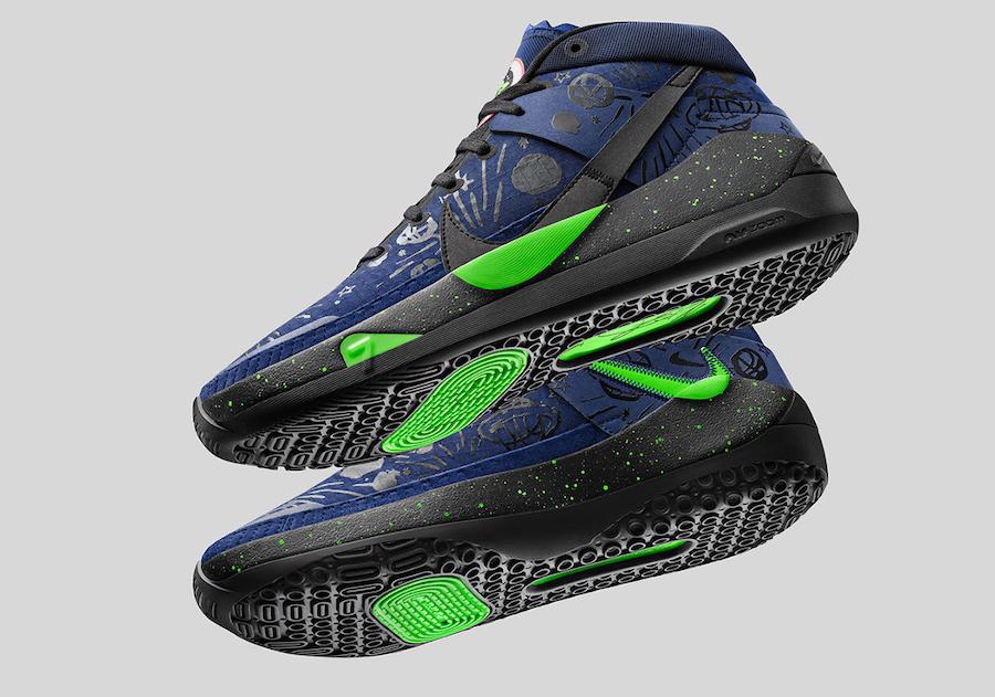 Nike KD 13 Planet of Hoops Release Date