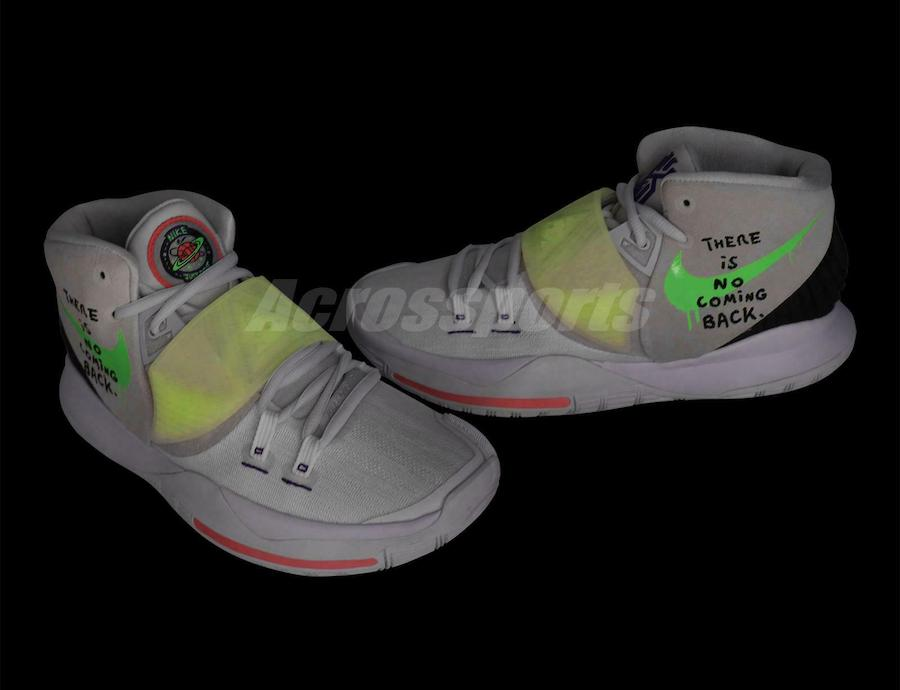 Nike Kyrie 6 There Is No Coming Back BQ4631-005 Release Date Info