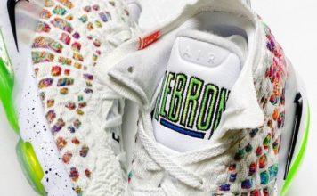Nike LeBron 17 Command Force BQ3177-100 Release Date