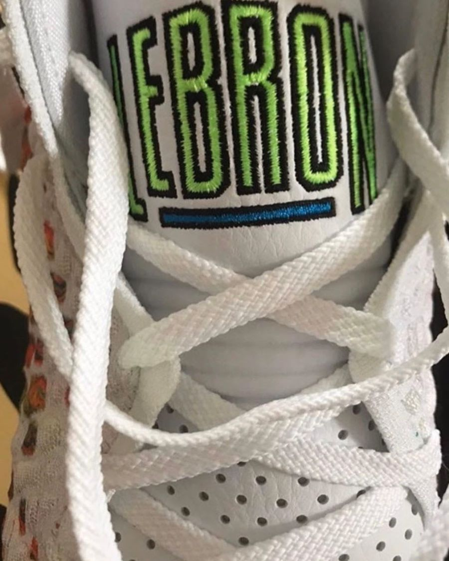 Nike LeBron 17 Command Force Release Date Info