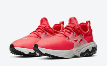 Nike React Presto Laser Crimson CK4538-600 Release Date Info