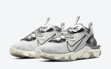 Nike React Vision Vast Grey CD4373-005 Release Date Info