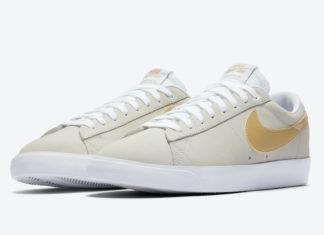 Nike SB Blazer Low Grey Yellow 704939-104 Release Date Info