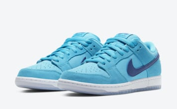 Nike SB Dunk Low Blue Fury BQ6817-400 Release Date