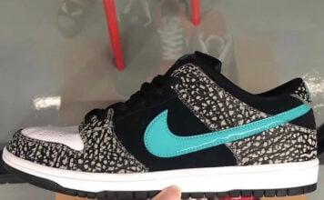 Nike SB Dunk Low Elephant Release Date
