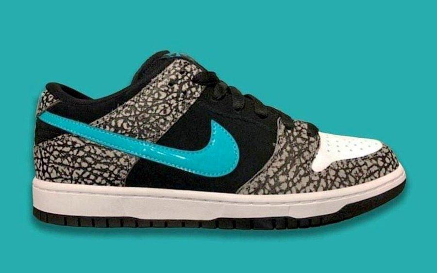 Nike SB Dunk Low Elephant Release Date Info
