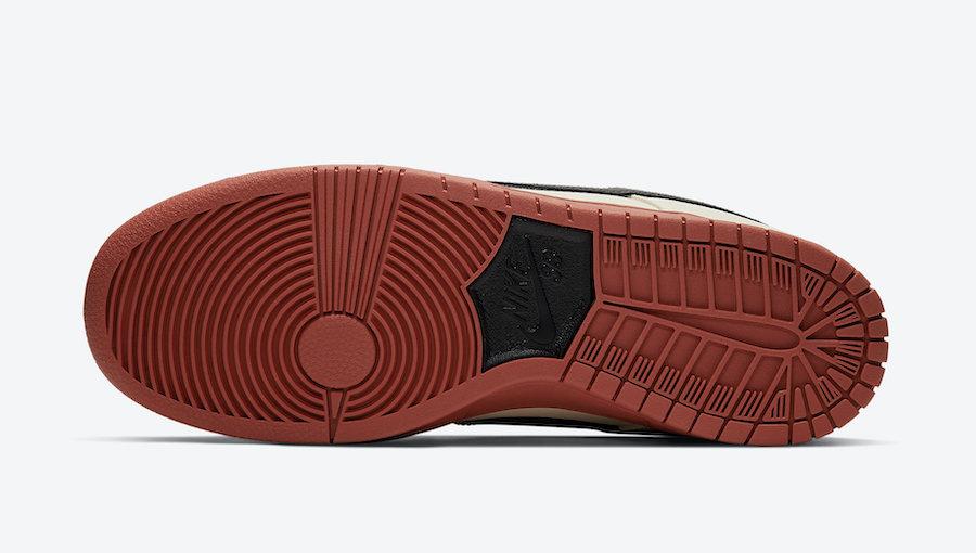 Nike SB Dunk Low Muslin BQ6817-100 Release Date