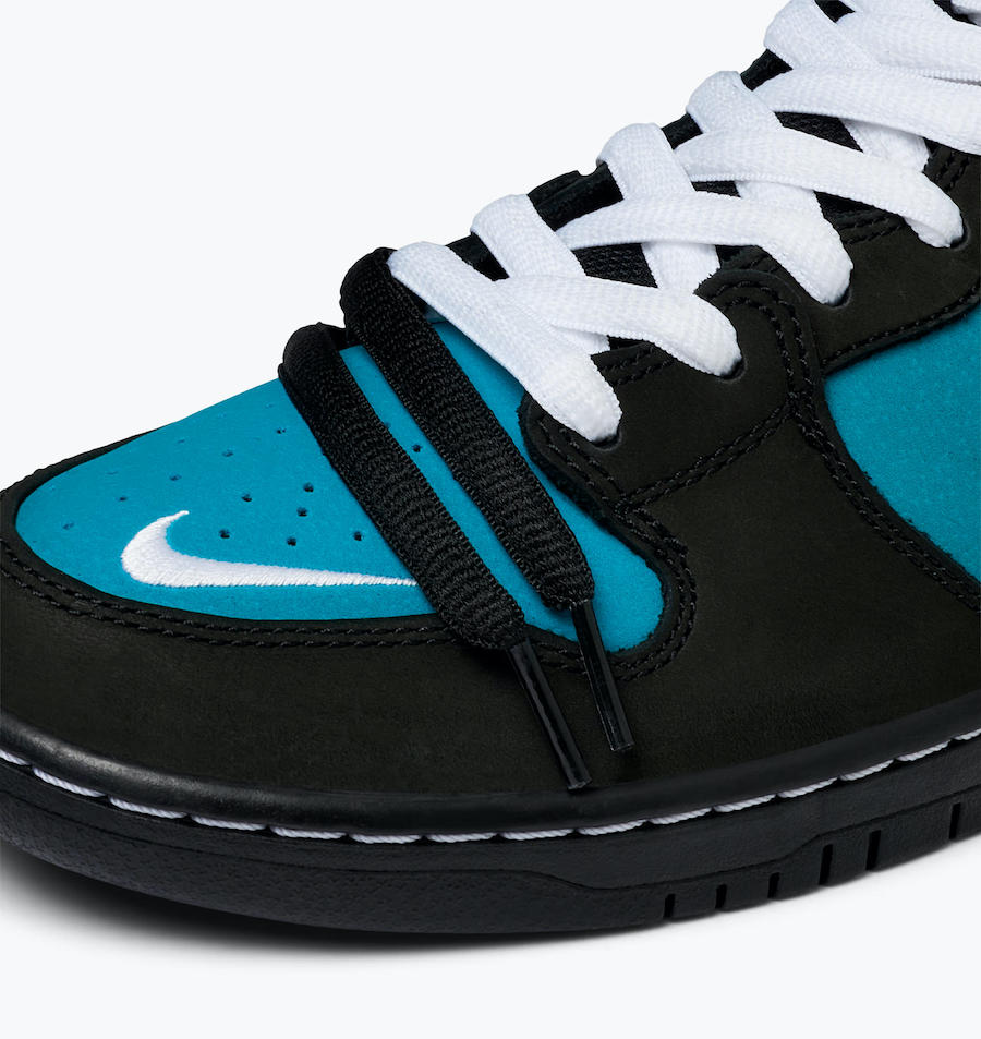 Nike SB Dunk Mid Griffey CV5474-001 Release Date