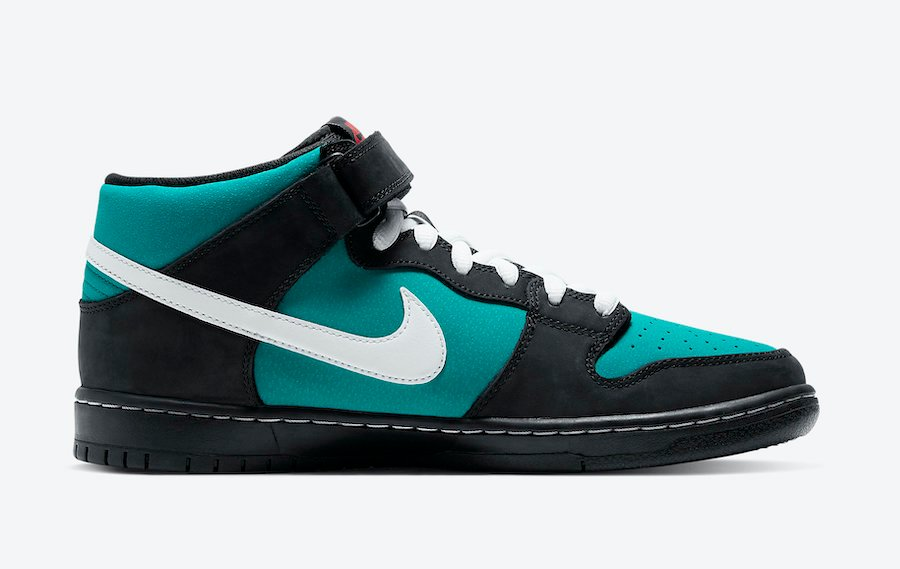 Nike SB Dunk Mid Griffey CV5474-001 Release Details Price