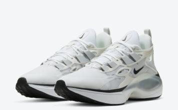 Nike Signal D/MS/X Sail White Black CV8923-100 Release Date Info