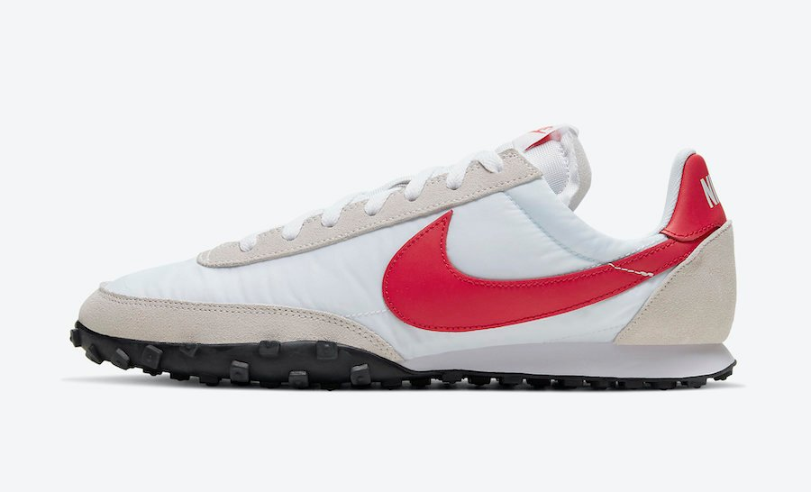 Nike Waffle Racer Releasing in White, Red and Grey | Getswooshed
