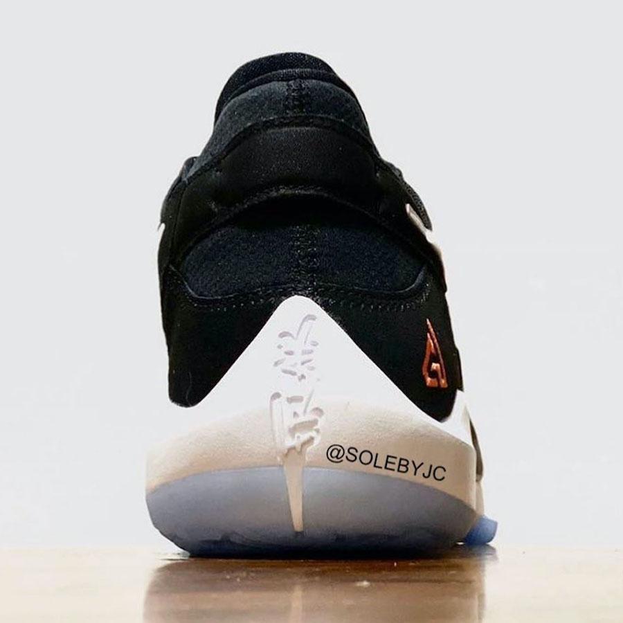 Nike Zoom Freak 2 Black White Release Date